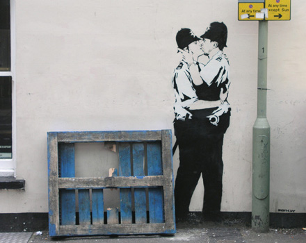 Banksy: Outdoors