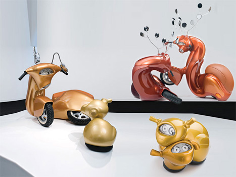 Patricia Piccinini: The Stags, Nest
