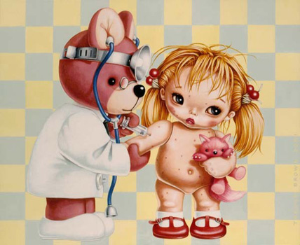 Trevor Brown: Baby Art