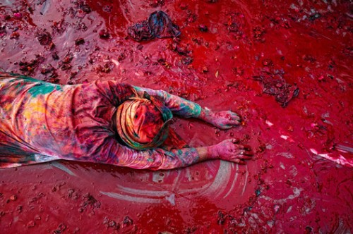 Poras Chaudhary: Festival Of Colors — Holi