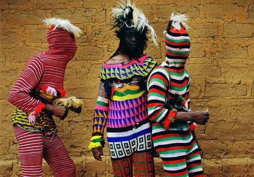 Phyllis Galembo: West African Masquerade