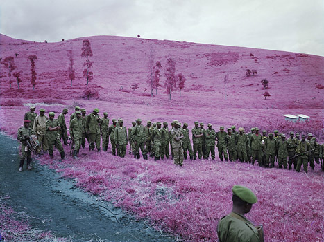 Richard Mosse: Quick