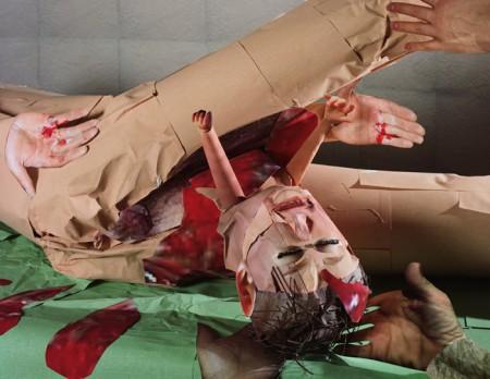 Daniel Gordon: Thin Skin II, One-Day Pictures