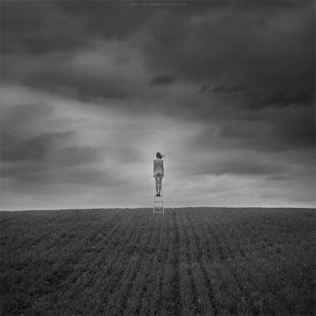 Pavel Tereshkovets: White Silence