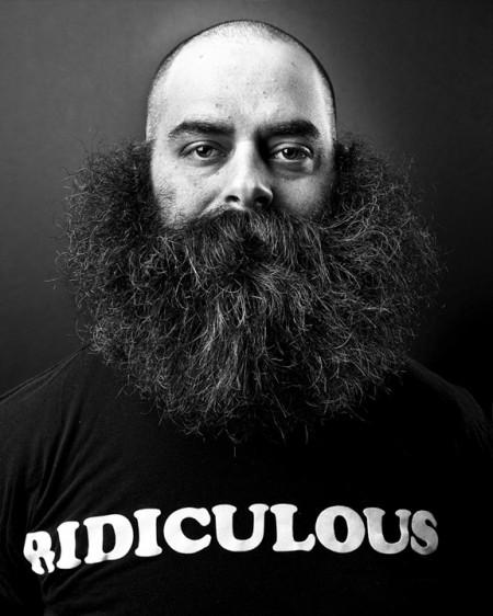 Justin James Muir: Beards