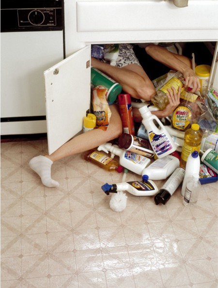 Lee Materazzi: Clutter/Collapsible