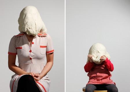 Soren Dahlgaard: Dough Portraits
