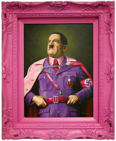 Scott Scheidly: Pink Series