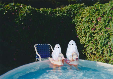 Angela Deane: Ghost Photographs