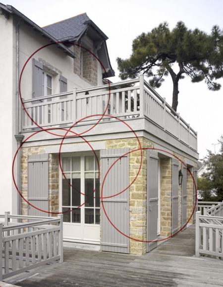 """""""Quatre cercles dansants"""""""