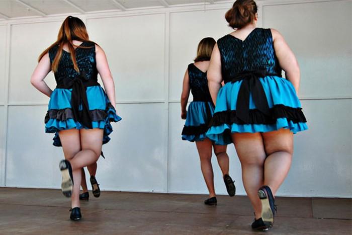 танцы как способ похудеть