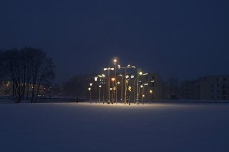 023-streetlampforest