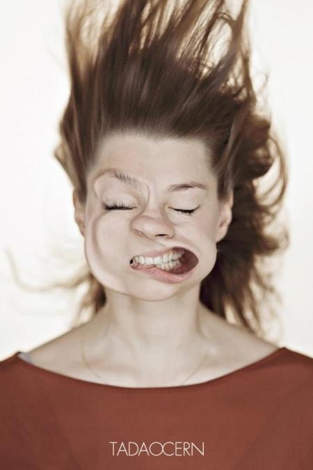 Смешные лица от Tadao Cern