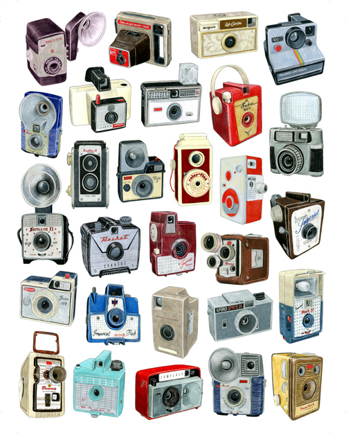 28 Camera Drawings