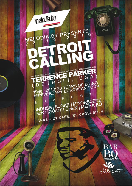 Detroit Calling