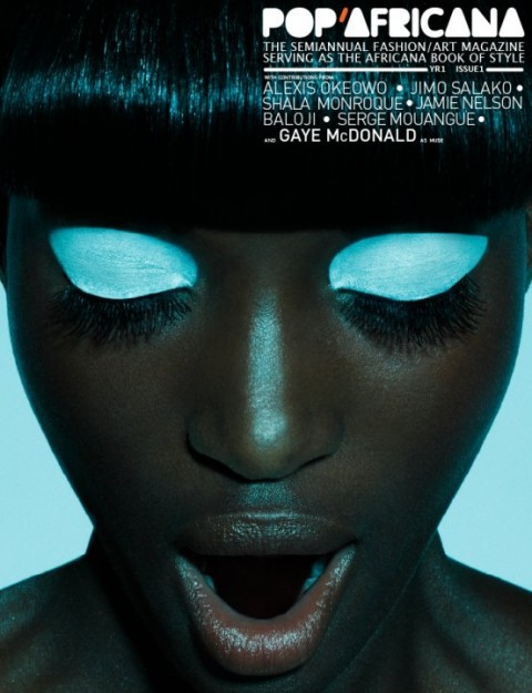 Pop Africana Magazine Issue 001