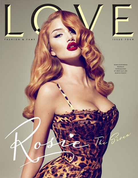 The Love Magazine Issue 004