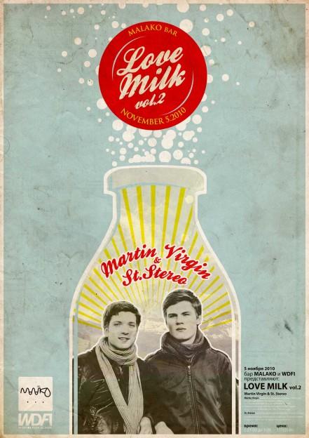 Love Milk Vol.2