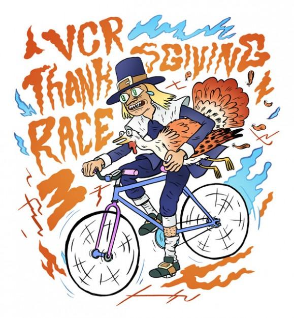 LA thanksgiving race!
