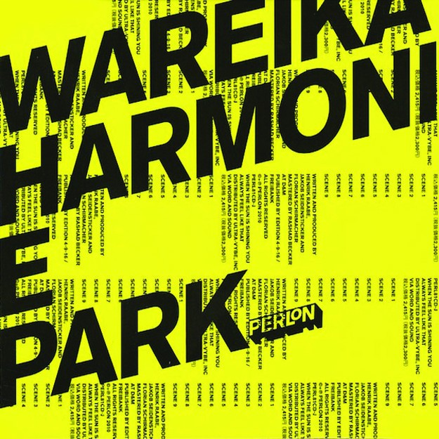 Wareika: Harmonie Park