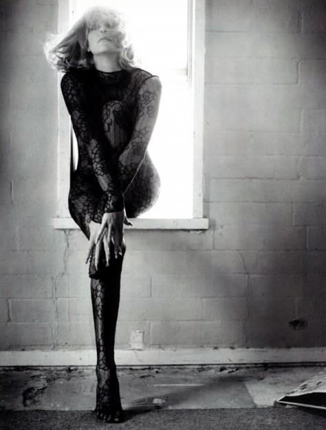 Charlize Theron by Randall Slavin