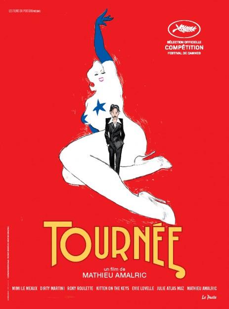 Турне / Tournée (2010)