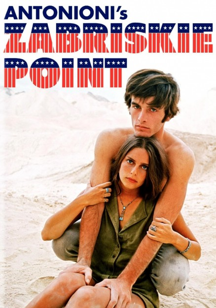 Забриски Пойнт / Zabriskie Point (1970)