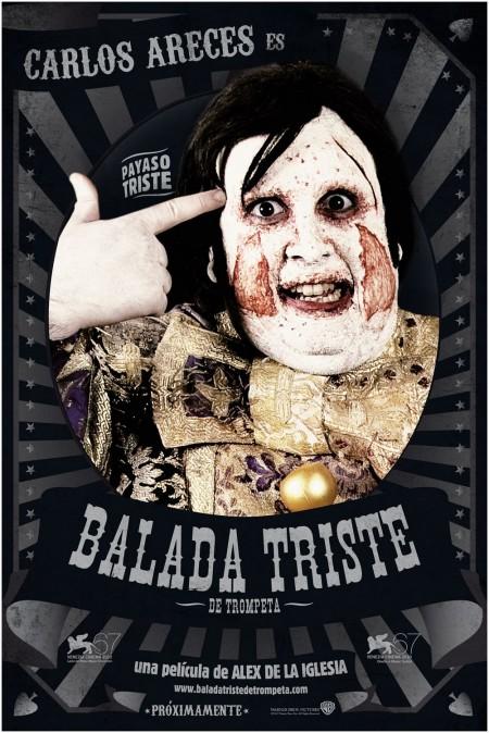 Печальная баллада для трубы / Balada triste de trompeta (2010)