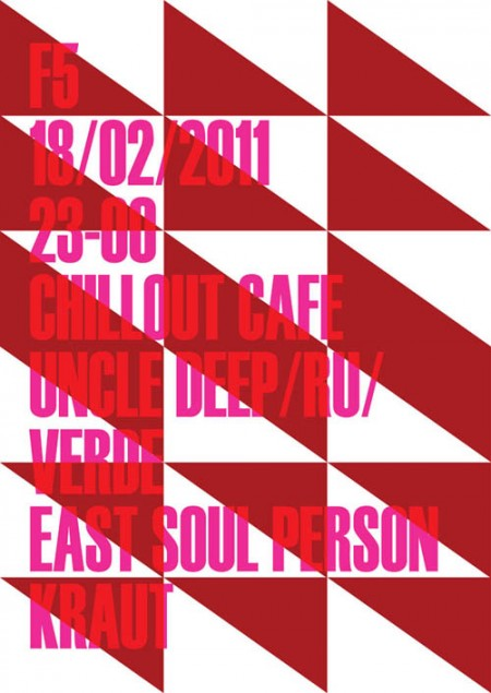 18.02 F5 w/ Uncle Deep @ Chill Out Cafe