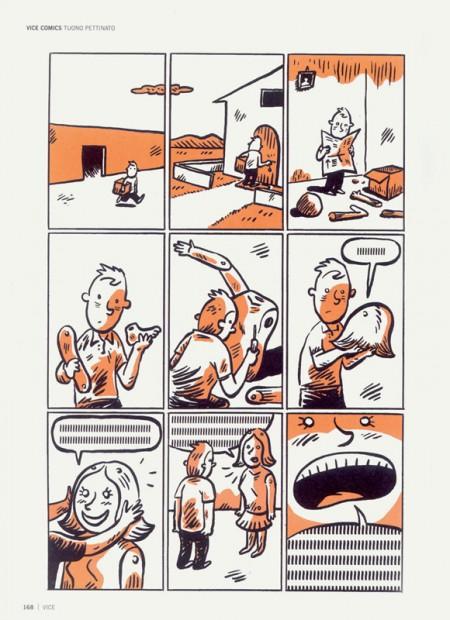 Tuono Pettinato: Vice Comics