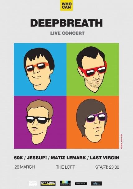 DeepBreath Live Concert