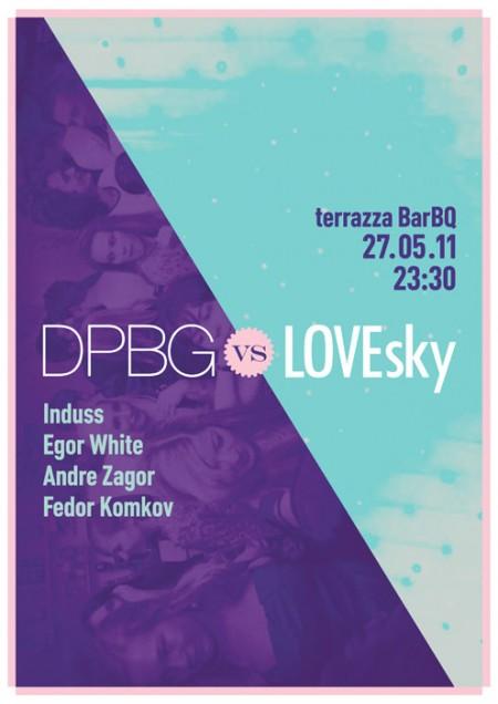 27.05 LoveSky vs DPBG 3 @ BarBQ