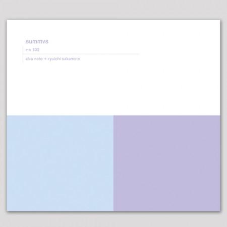 Alva Noto + Ryuichi Sakamoto: Summvs