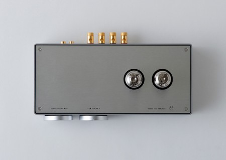 22 Hybrid Tube Amplifier