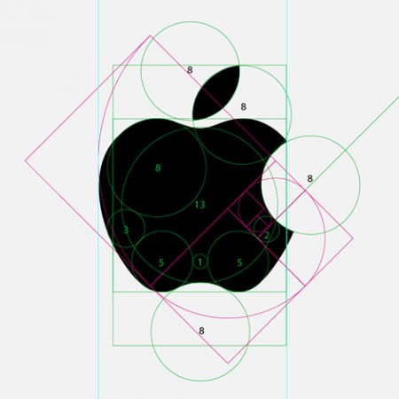 Apple Logo Dissected