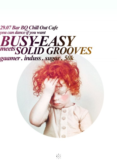 Busy-Easy meets Solid Grooves