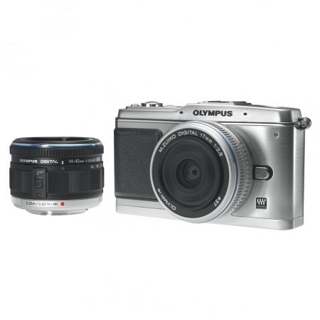 Olympus E-P2 5