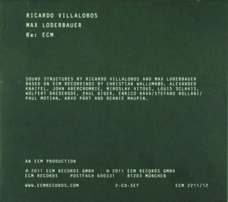 Ricardo Villalobos - Max Loderbauer - Re- ECM 3