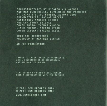 Ricardo Villalobos - Max Loderbauer - Re- ECM 4