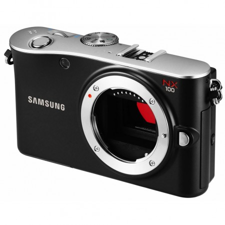 Samsung NX100 5