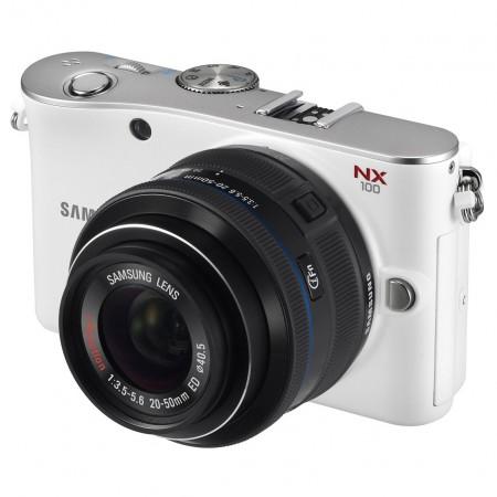 Samsung NX100 6