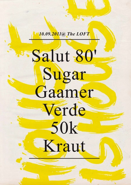 10.09 House Is House @ The Loft
