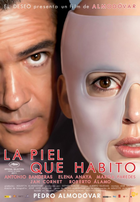 Кожа, в которой я живу / La piel que habito (2011)