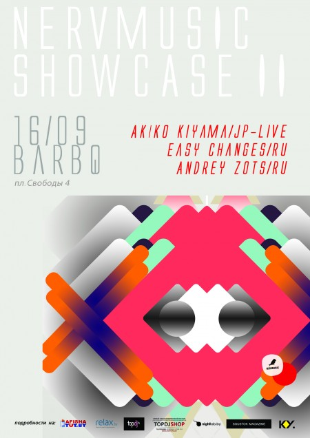NERVMUSIC SHOWCASE II