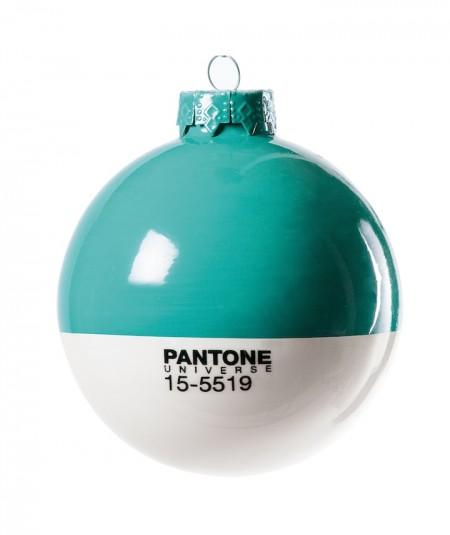 Pantone Xmas ball 15-5519