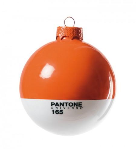 Pantone Xmas ball 165