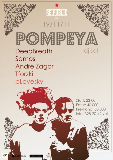 19/11/11 Pompeya DJ-set @ Re:Public