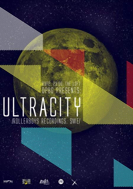 03/12/11 ULTRACITY @ The Loft