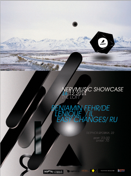 16/12/2011 NERVMUSIC SHOWCASE @ The Loft