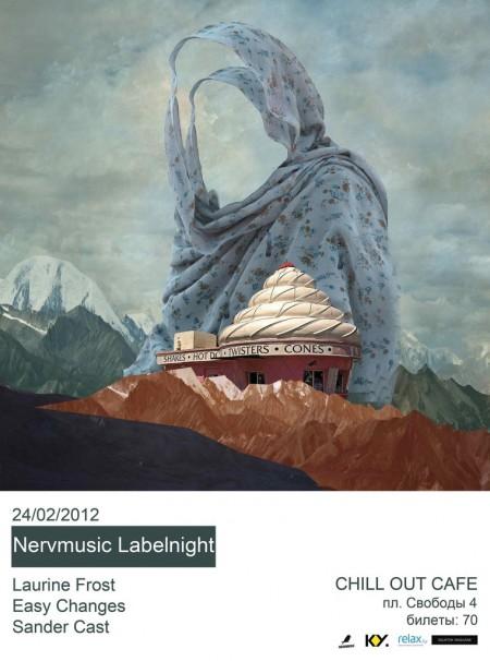 24/02/2012 Nervmusic Labelnight @ Chill Out Cafe